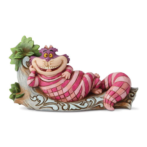 Cheshire Cat Figurine by Jim Shore