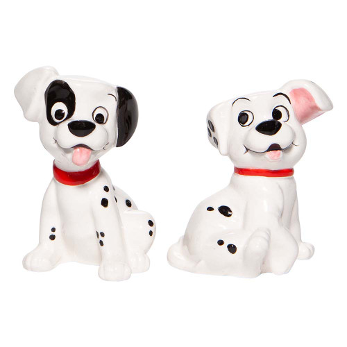 101 Dalmations Salt and Pepper Shakers | Lucky and Patch