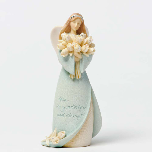 Angel Mom Mini Figurine | The Collectors Hub