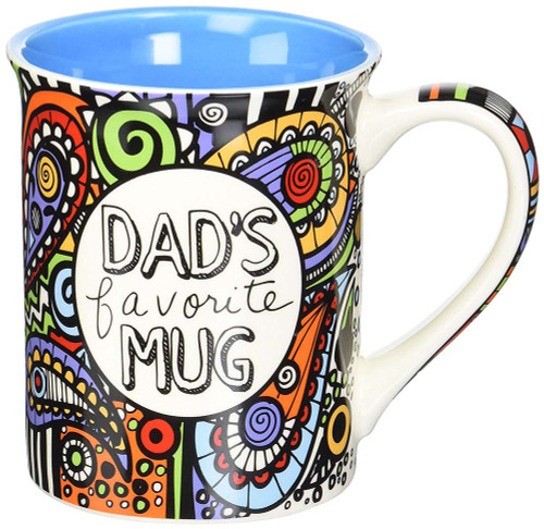 Dad's Favorite Coffee Mug | The Collectors Hub
