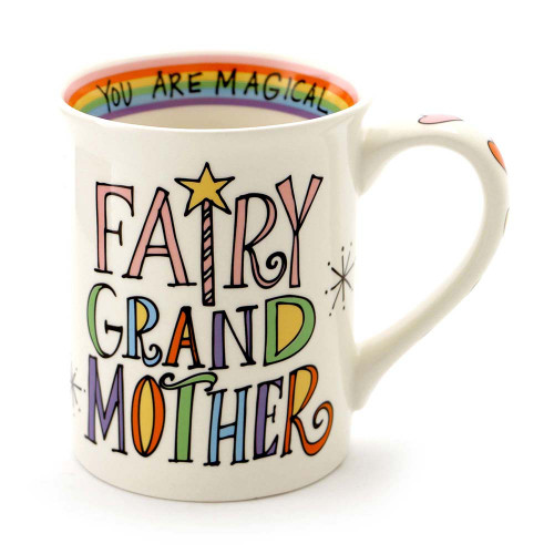 Fairy Grandmother Coffee Mug | The Collectors Hub