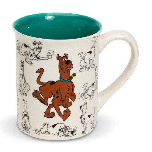 Scooby Doo Coffee Mug |The Collectors Hub