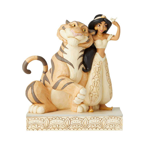 Jim Shore Disney Princess Jasmine Figurine | Disney Princess Collection