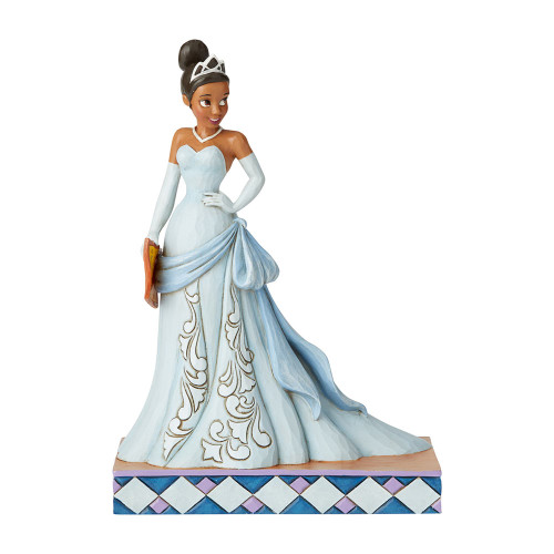 Jim Shore Disney Princess Tiana Figurine from The Princess and the Frog