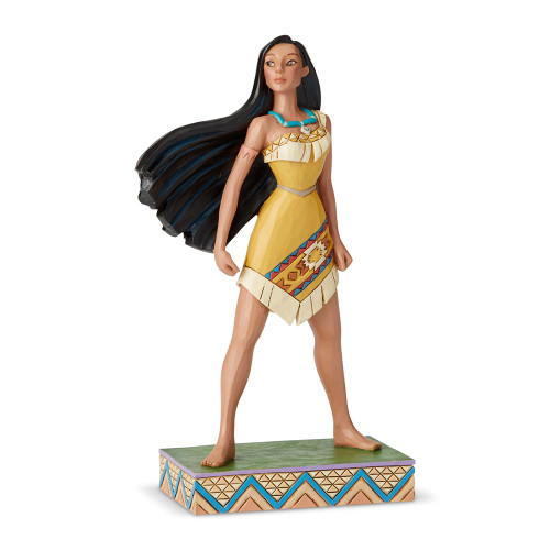 Jim Shore Disney Pocahontas figurine