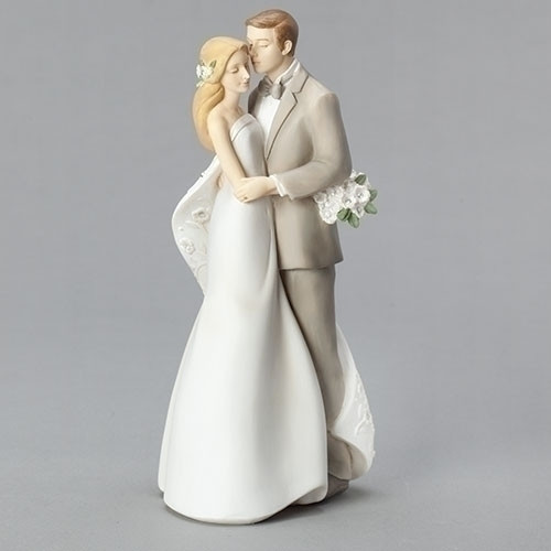 Bride and Groom Wedding Cake Topper | The Collectors Hub
