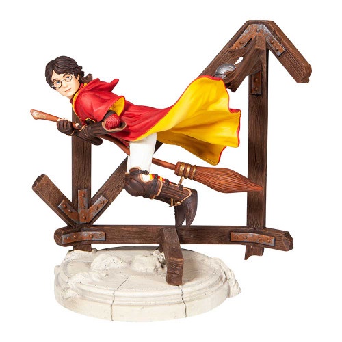 Harry Potter Quidditch Figurine - Second Year