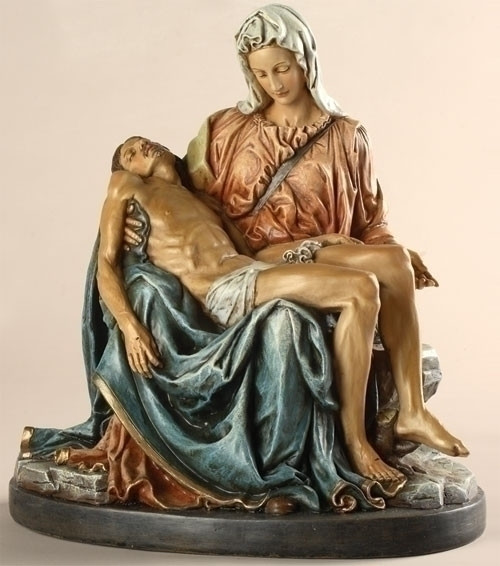 Pieta Figurine by Joseph's Studio