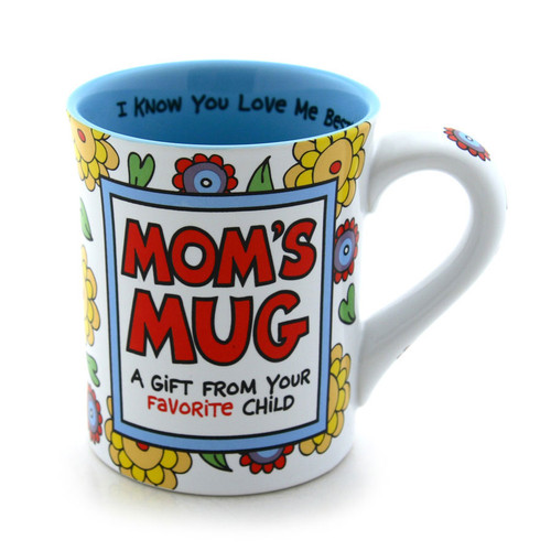 Mom's Coffee Mug