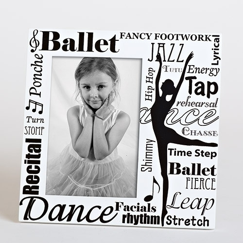 Dance Photo Frame.