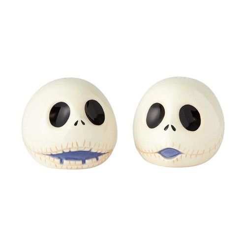 Jack Skellington Salt and Pepper Shakers