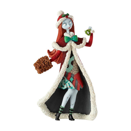 Couture de Force Holiday Sally figurine