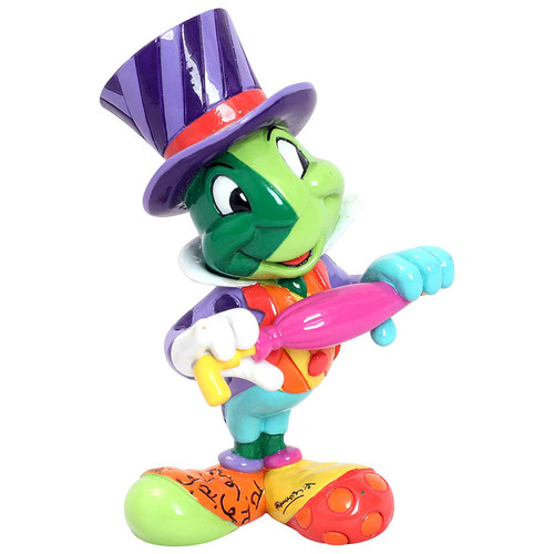 Jiminy Cricket Mini Figurine from Disney by Britto | The Collectors Hub