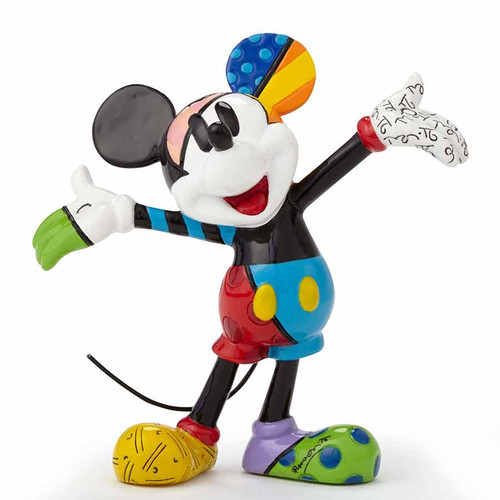 Mickey Mouse Mini Figurine from Disney by Britto | The Collectors Hub