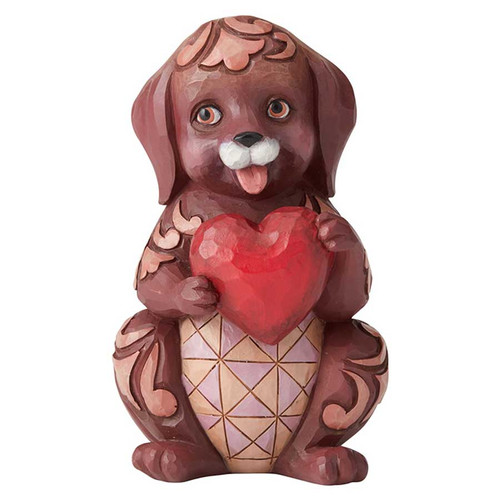 Valentine Puppy Figurine | The Collectors Hub