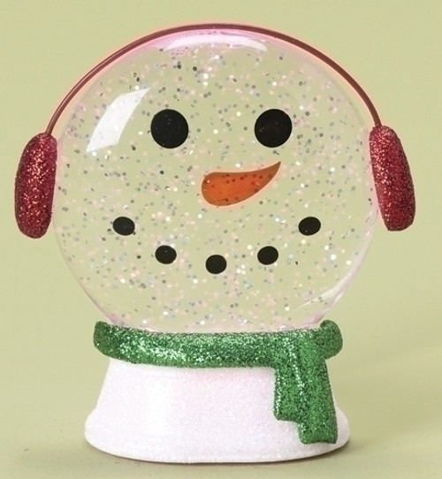 Snowman Glitterdisk | The Collectors Hub