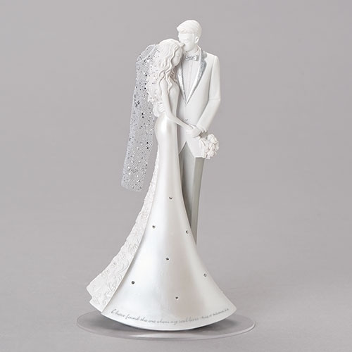 Wedding Cake Topper - Endless Love