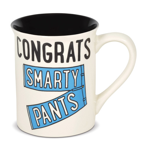 Smarty Pants Graduation Mug | The Collectors Hub