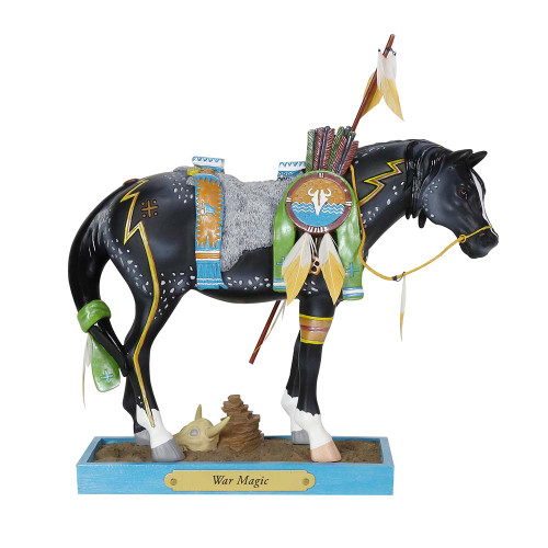 Trail of Painted Ponies Horse Figurine | The Collectors Hub