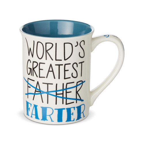 World's Greatest Farter Coffee Mug | The Collectors Hub