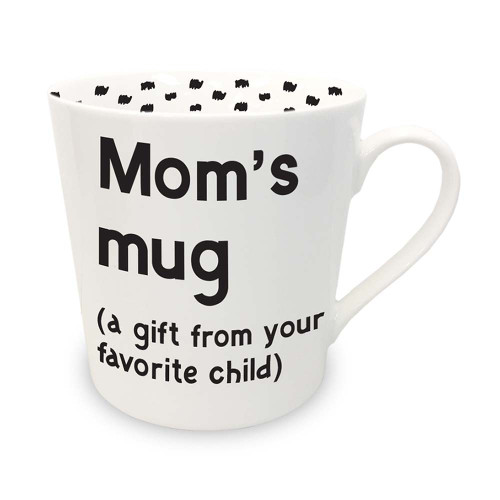 Mom's Coffee Mug | The Collectors Hub