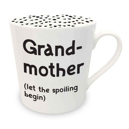 Grandmother coffee mug | Let the Spoiling Begin