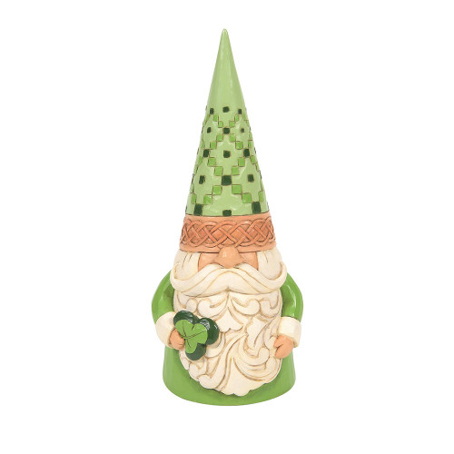 Jim Shore Irish Gnome figurine