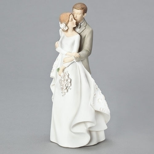 Love Story Wedding Cake Topper designed by Karen Hahn