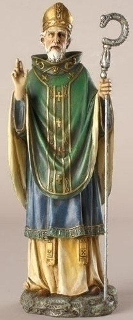St Patrick Renaissance Figurine | The Collectors Hub