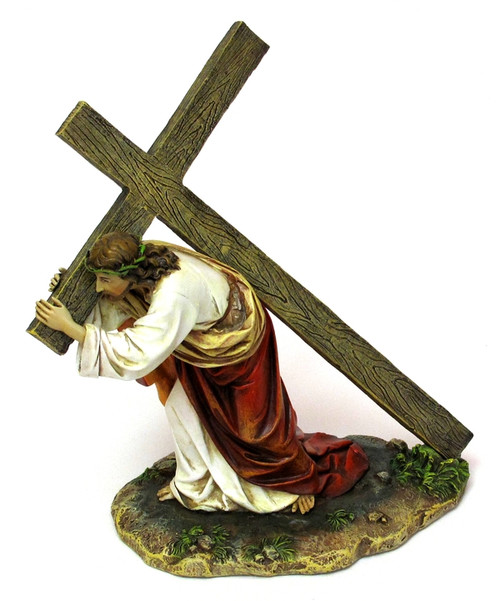 Jesus Figurine Way of the Cross figurine by Joseph's Studio