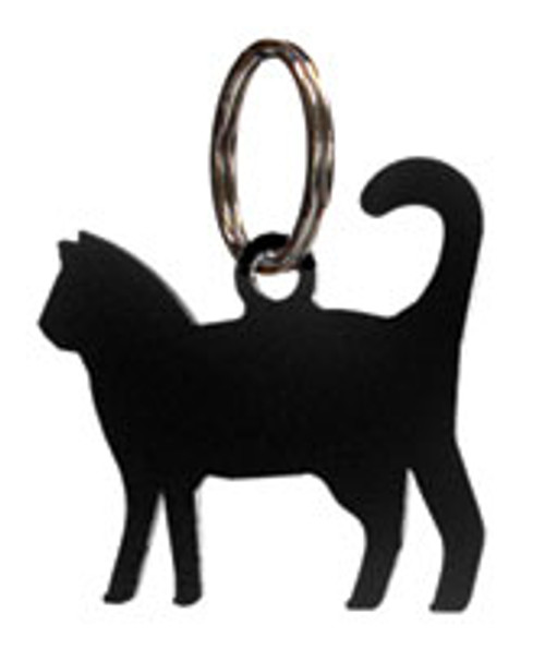 Black Cat Key Chain