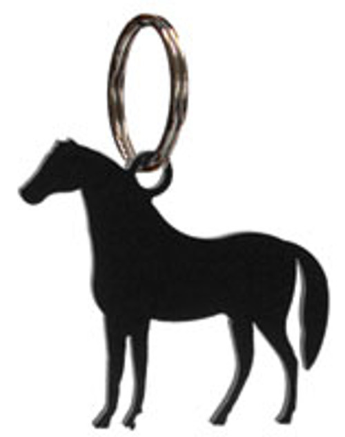 Wrought Iron Horse Key Chain