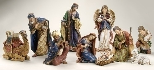 Joseph Studio Large Nativity Set | The Collectors Hub