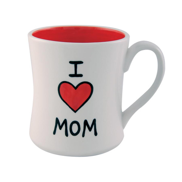 I Heart Mom Coffee Mug