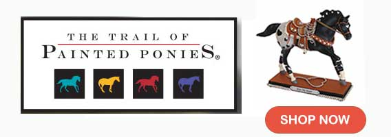 Shop for Trail of Painted Ponies Horse Figurines