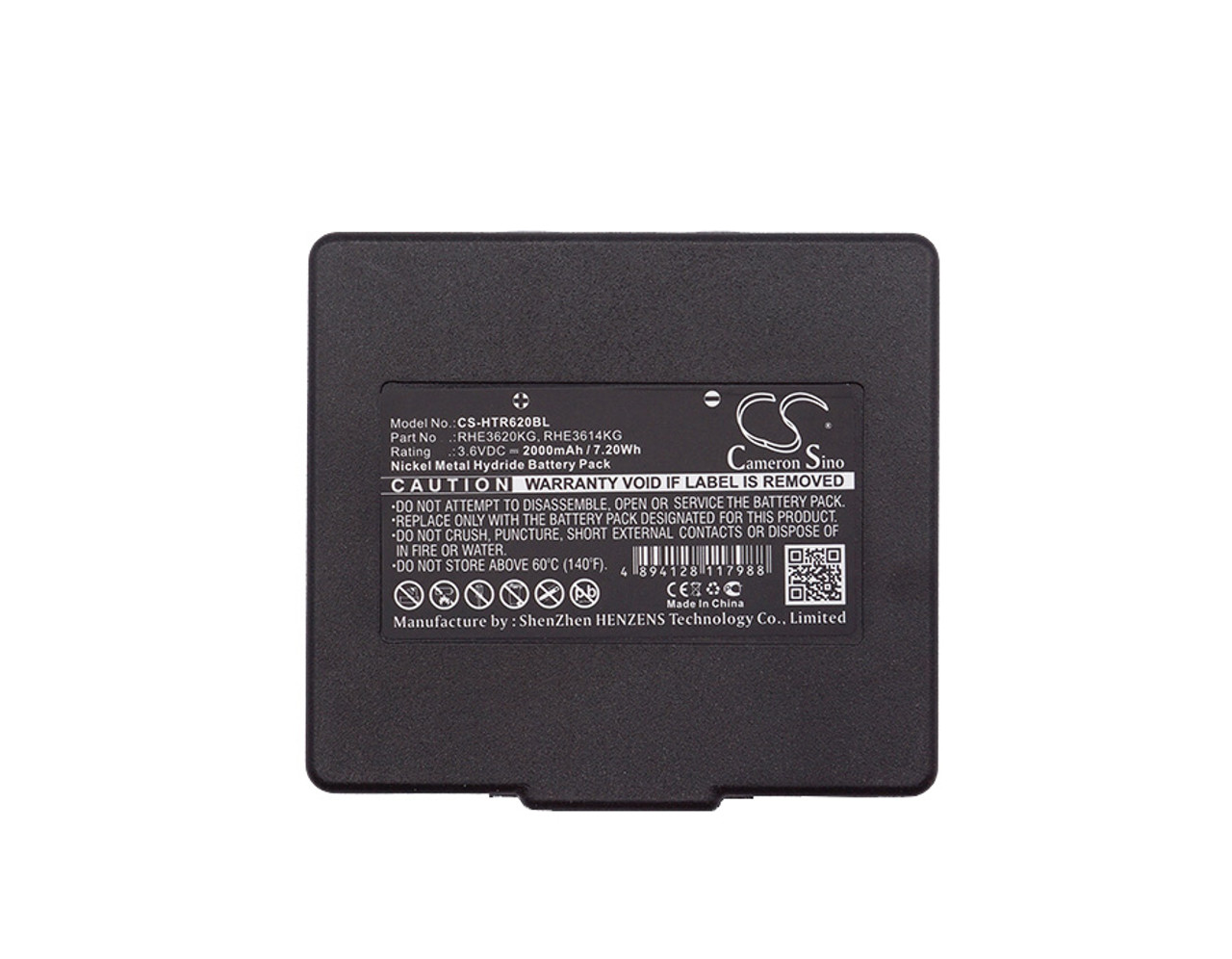 Hetronic 68300900 Replacement Battery