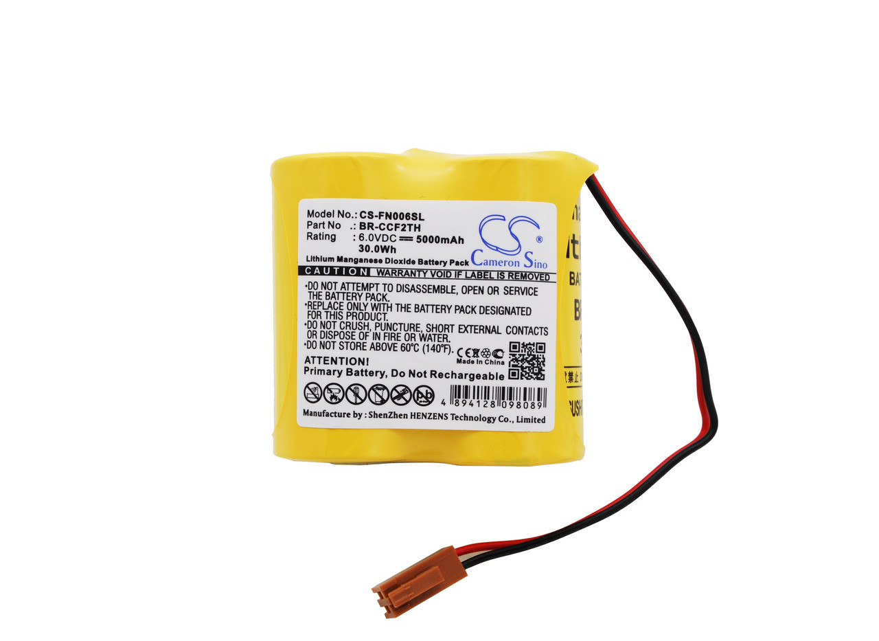 Panasonic BR-CCF2TH Replacement Battery
