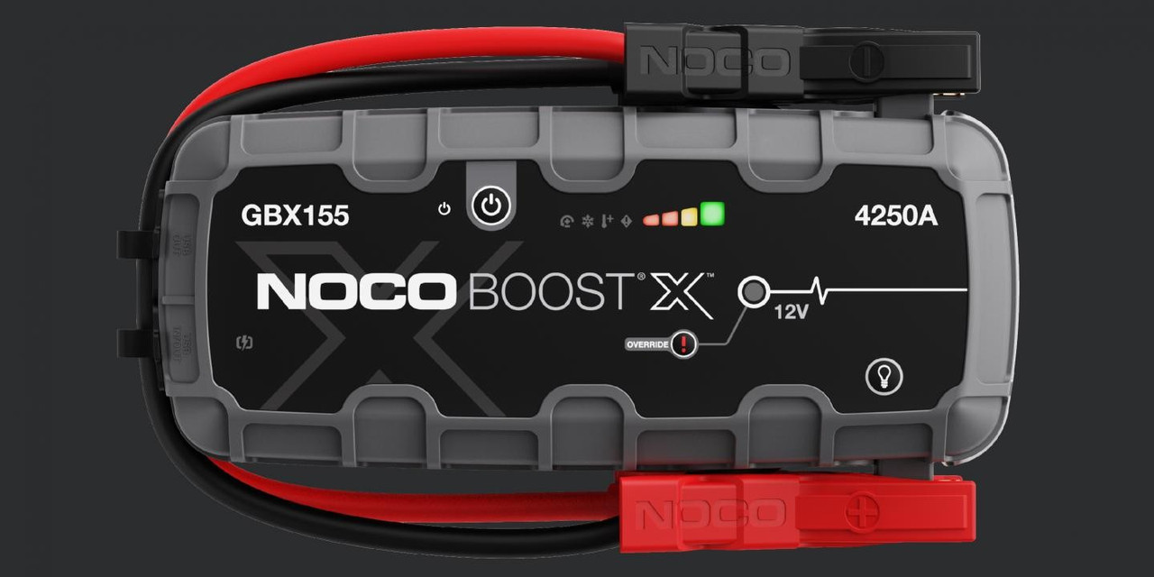 GBX155  4250A 12V UltraSafe Lithium Jump Starter