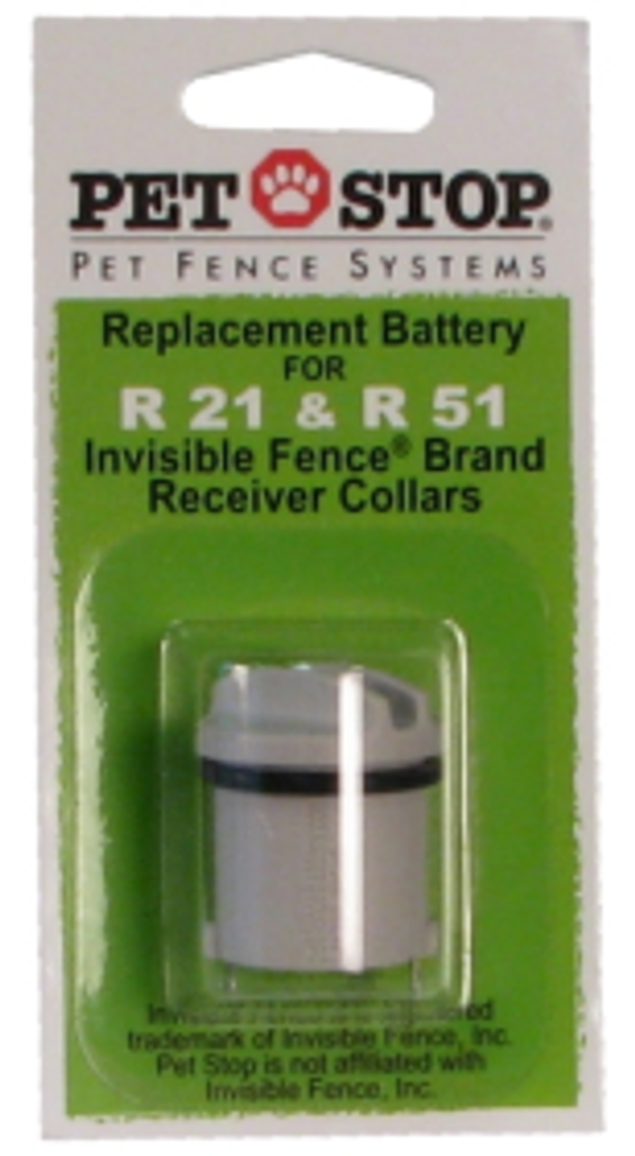 RFA-182 Dog Collar Replacement Battery forPetSafe