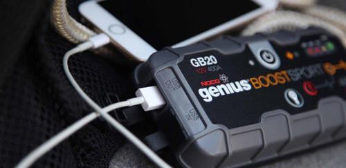 Genius Lithium JumpStarter GB20