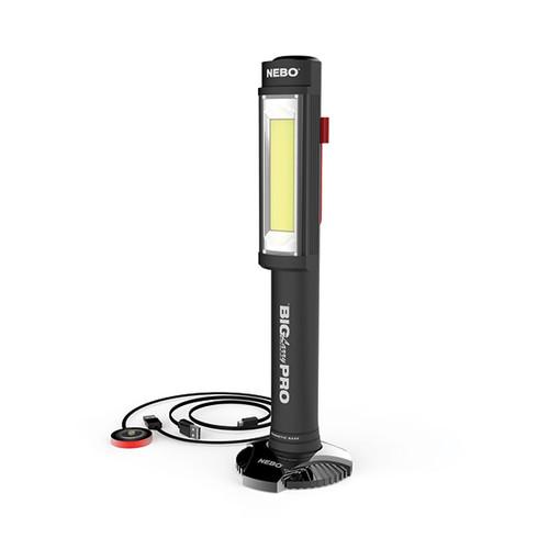 Nebo Big Larry Pro 500 Lumen Rechargeable Flashlight