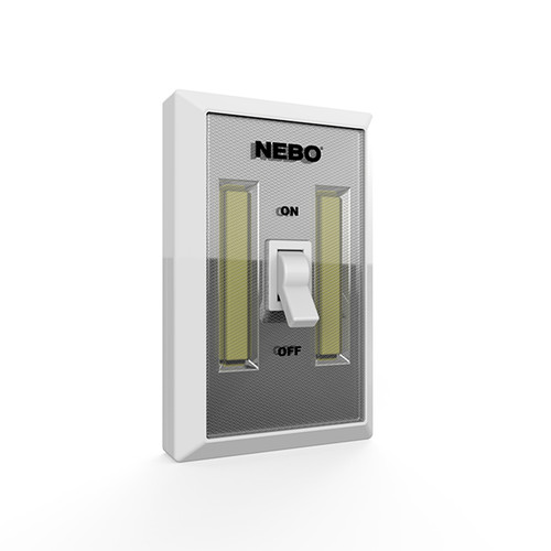 Nebo FlipIt 215 Lumen Light Switch