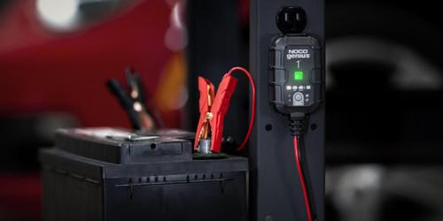 GENIUS1 6V/12V 1-Amp Smart Battery Charger
