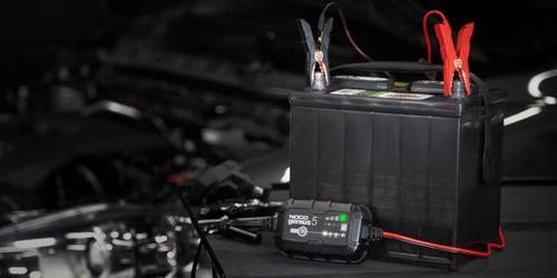 GENIUS5  6V/12V 5-Amp Smart Battery Charger