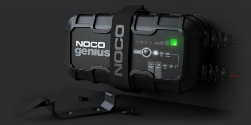 GENIUS10  6V/12V 10-Amp Smart Battery Charger