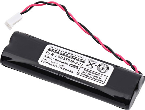 Dual-Lite - 120859 Emergency Lighting Battery