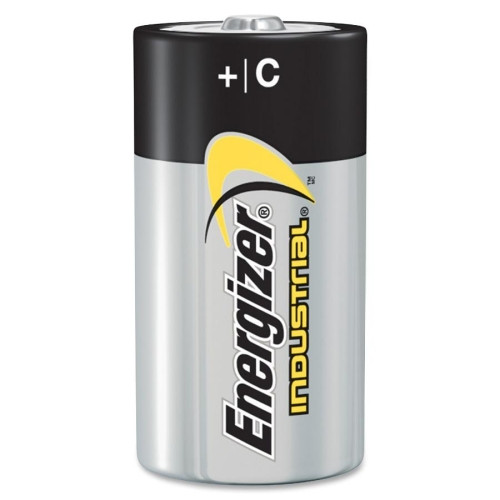 ENERGIZER INDUSTRIAL C SIZE (BOX OF 12)