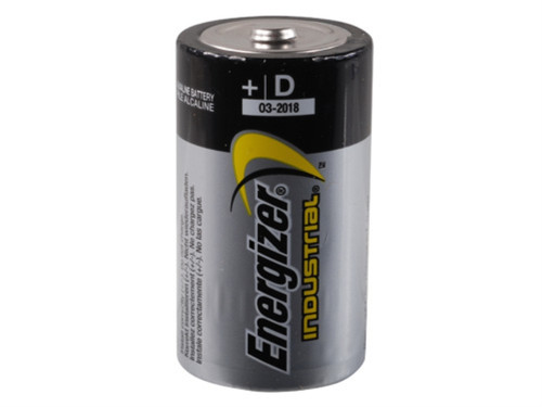 ENERGIZER INDUSTRIAL D SIZE (CASE OF 72)