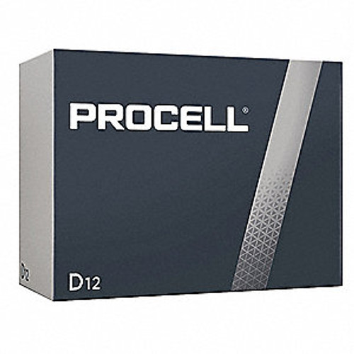 DURACELL PROCELL D SIZE (BOX OF 12)