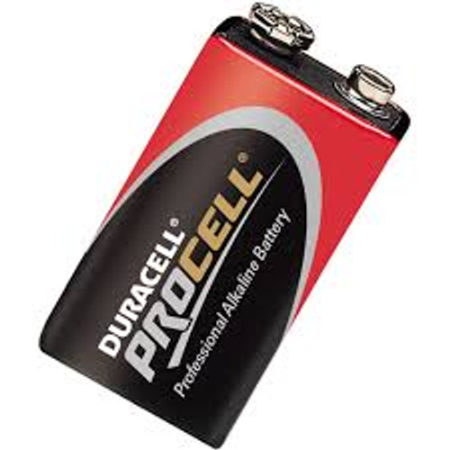 DURACELL PROCELL 9VOLT (CASE OF 72)